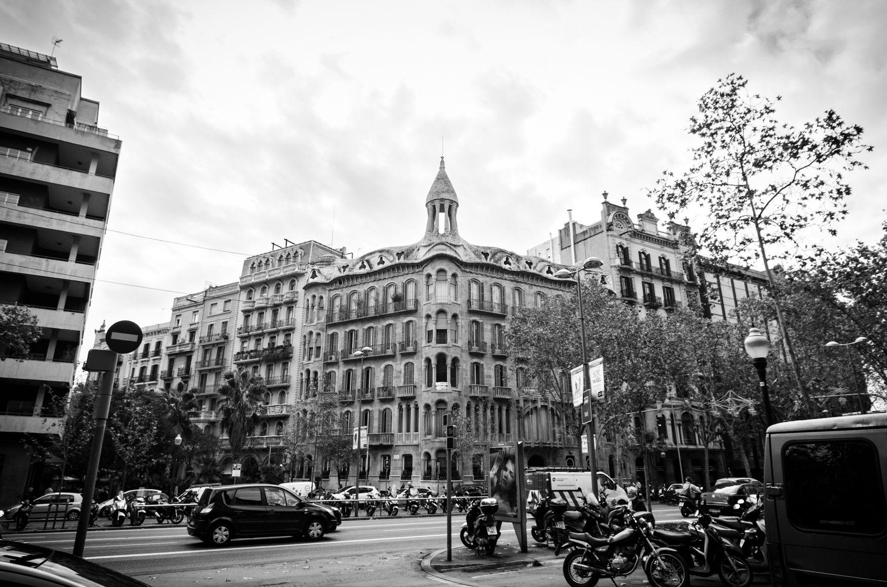 Stunning architecture @ Barcelona