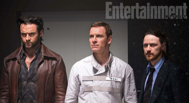 'X-Men: Days of Future Past': Exclusive photos   Days of ...