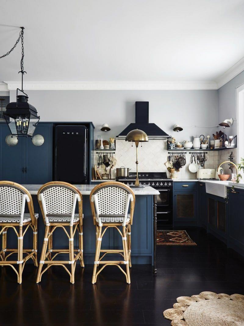 graykitchen navy blue kitchen cabinets blue kitchens navy blue kitchen on kitchen decor navy id=78010