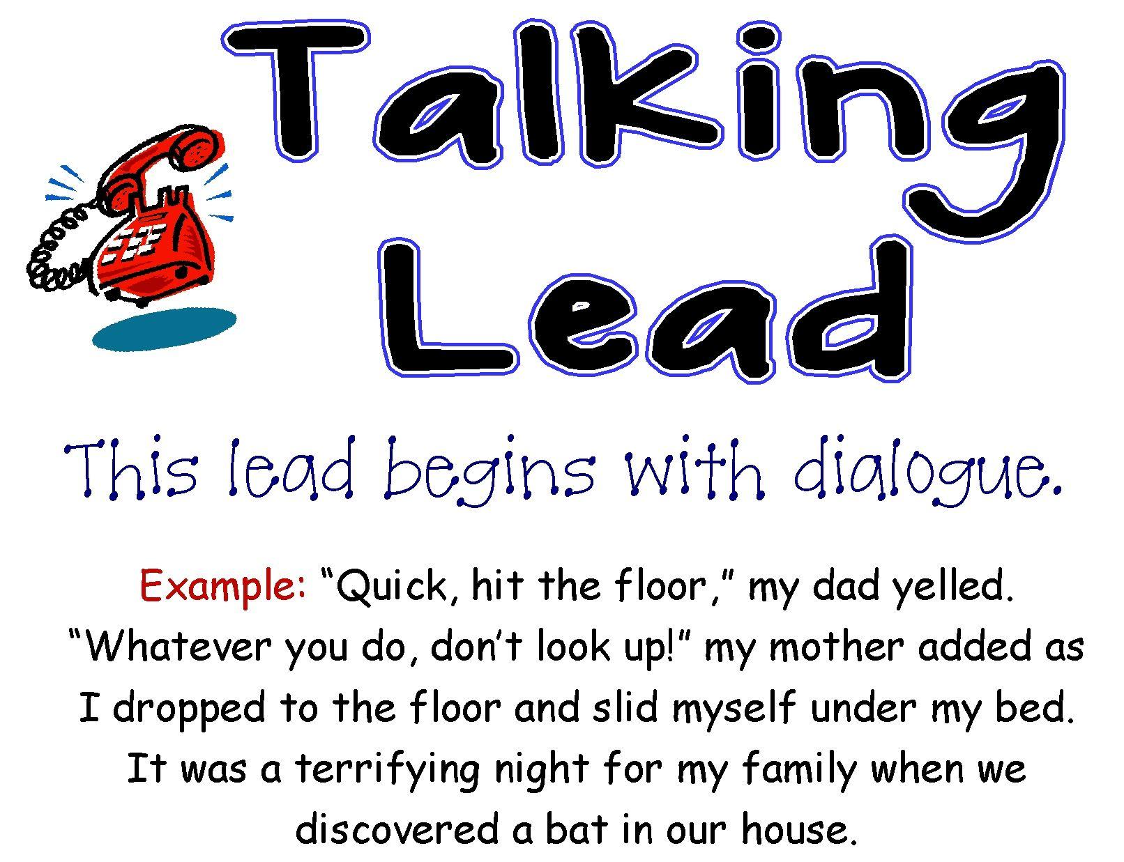 Talking Lead Beth Newingham
