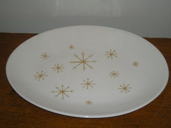 Royal China Ironstone Star Glow Series by prairieflowervintage, $18.50
