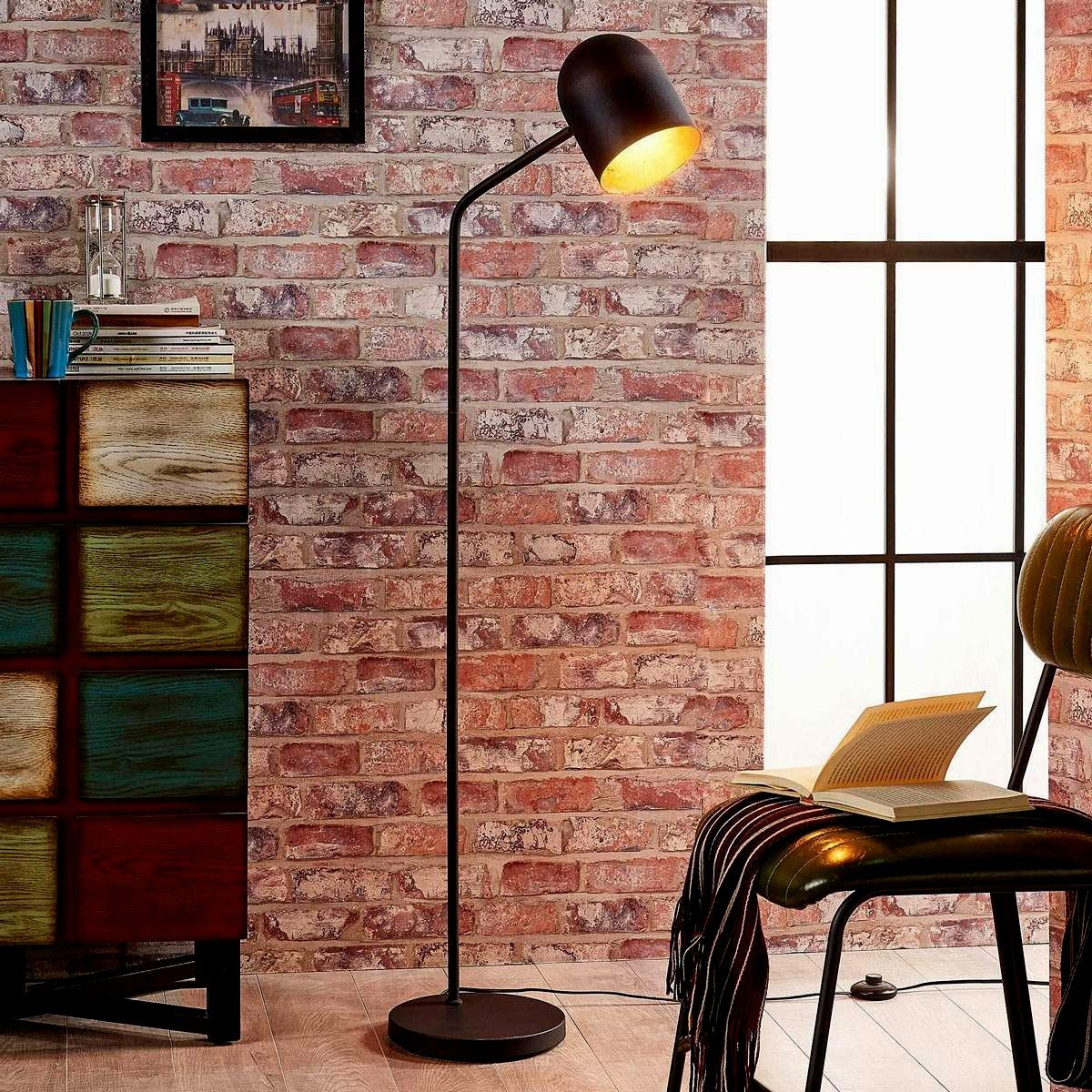 9 Elegant Fotos Von Leselampe Wohnzimmer Design  Moderne