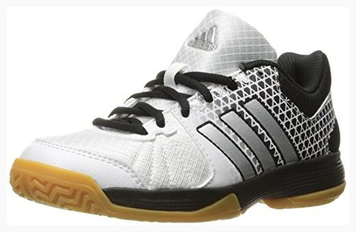 adidas Women\u0027s Shoes | Ligra 4W Volleyball, White/Matte Silver/Black, (