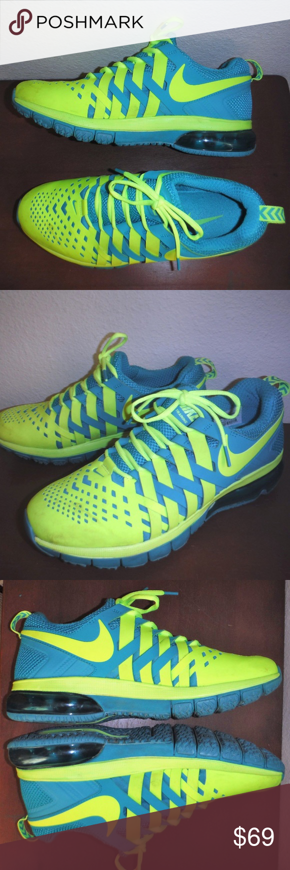 I just added this listing on Poshmark  NIKE Air Max Free Volt Training  Athletic Shoe 10.5.  shopmycloset  poshmark  fashion  shopping  style   forsale  Nike ... 6286a09bd