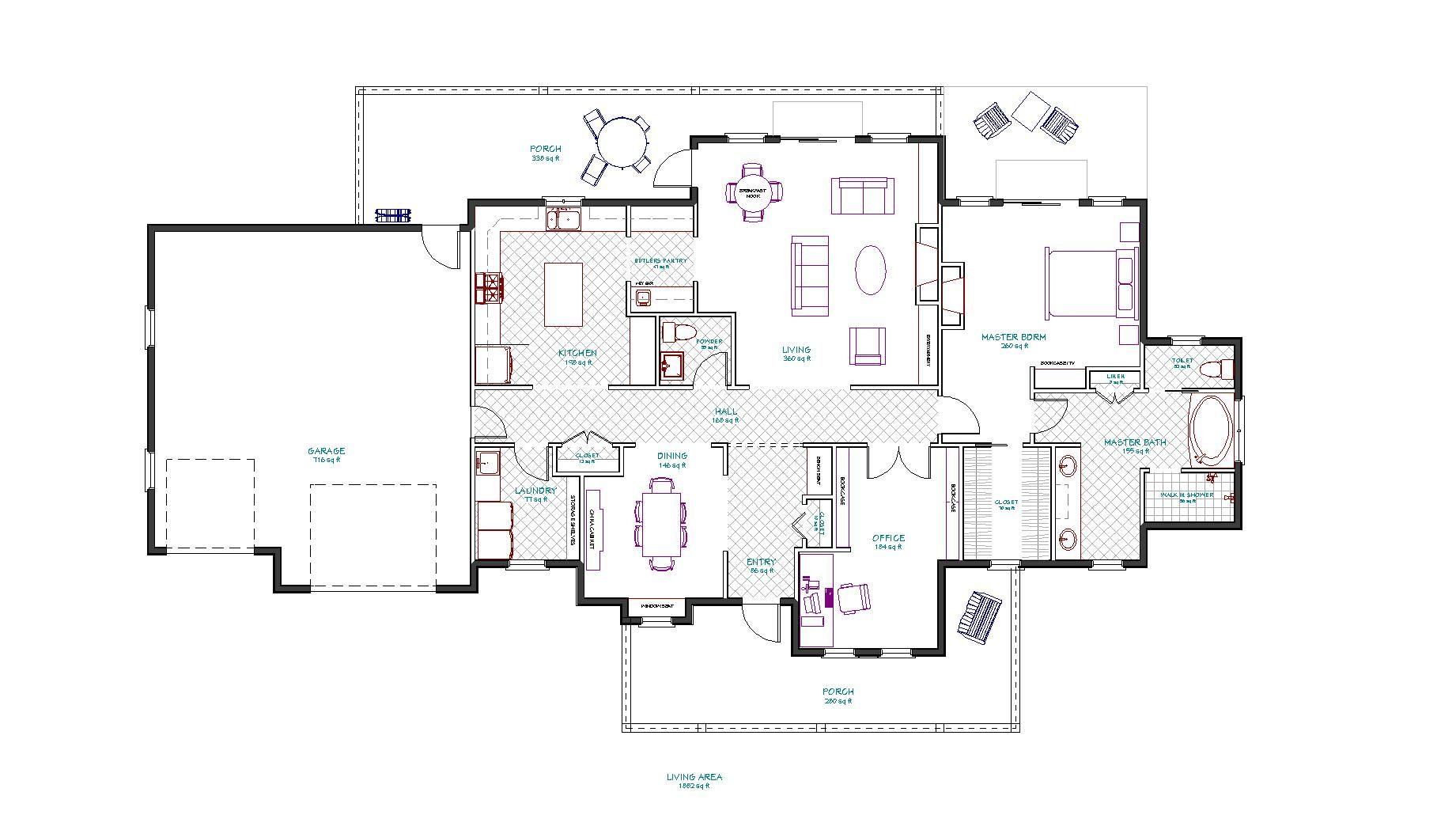 mountain contemporary home design plans - Google Search | Mountain ...