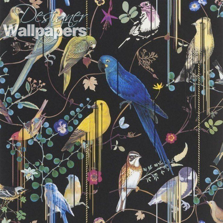 Christian Lacroix Birds sinfonia Free Next Day Delivery