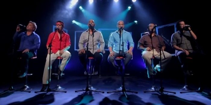 """Cuban Acapella Group Sings The Best """"Hotel California"""" Cover"""