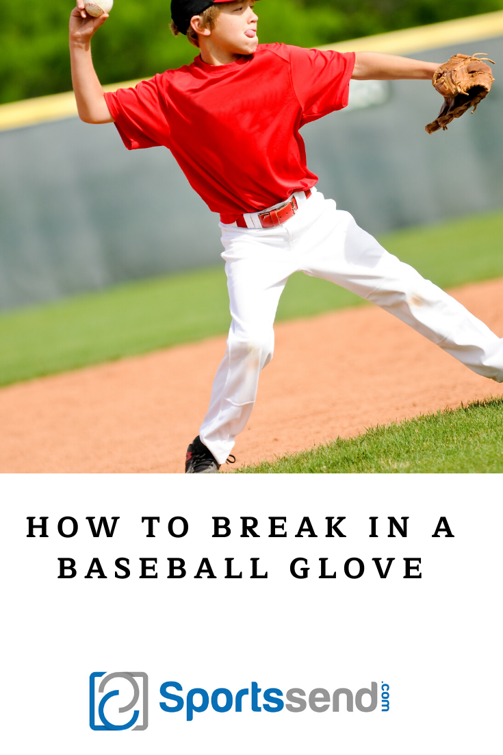 Best Way To Break In A New Baseball Glove In 2020 Baseball Glove Baseball Break In Baseball Glove