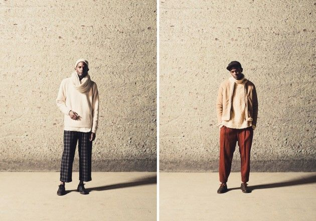Bukht Fall/Winter 2014 Collection · Selectism