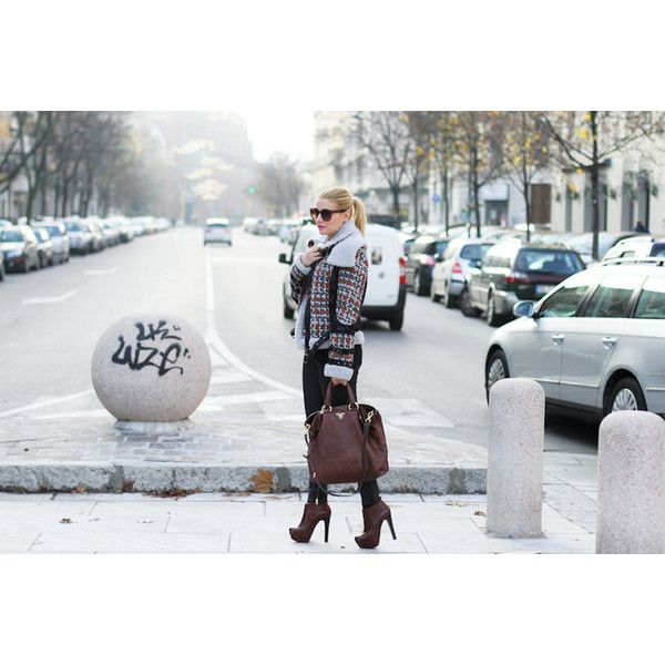 Under the fog of a winter dawn - The Fashion Fruit via Polyvore