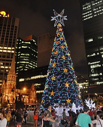 Merry Christmas A Photo From Queensland East Trekearth Christmas Worldwide Happy New Year Photo Brisbane