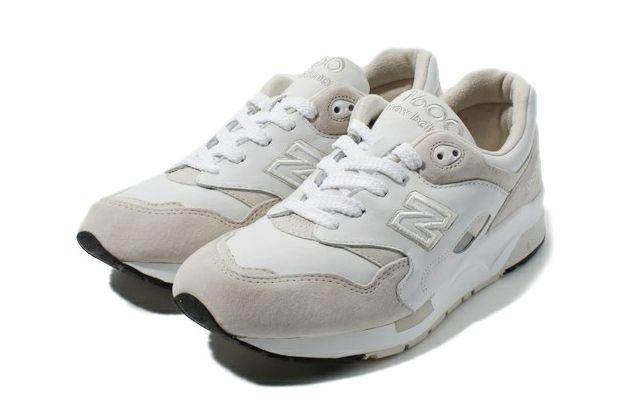 New Balance 1600 blanco