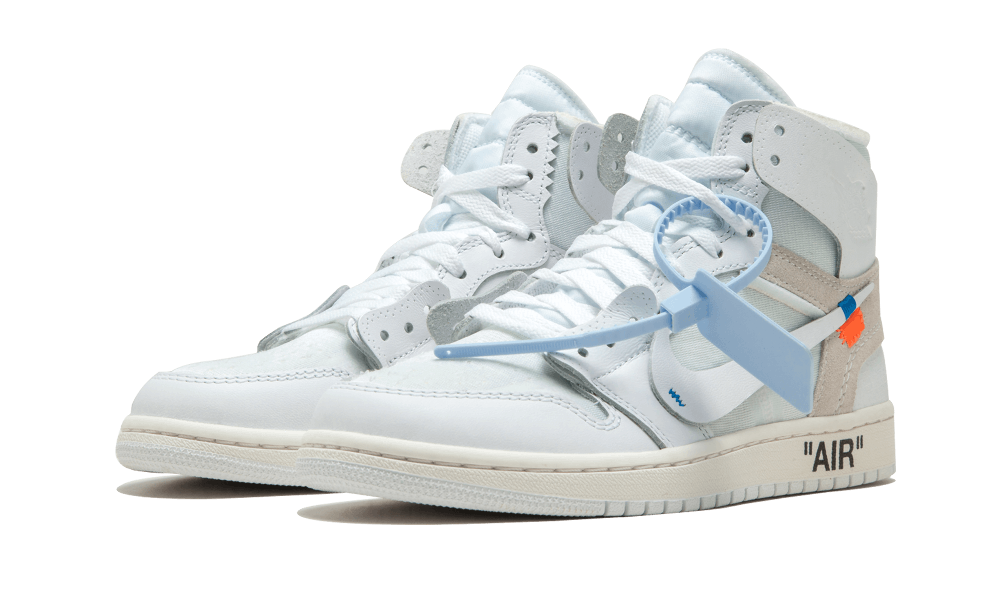 new arrival 5fc6b 706f1 Air Jordan 1X OFF-WHITE NRG | Sneaker game in 2019 | Air ...