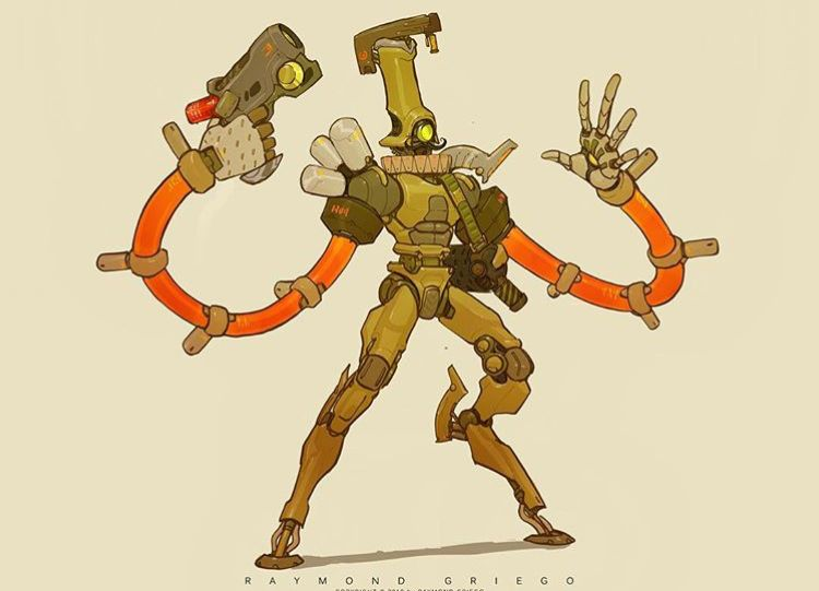 Pin by cailin blodgett on mechs robots character