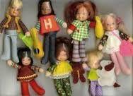 felt toys 1970's - Google Search