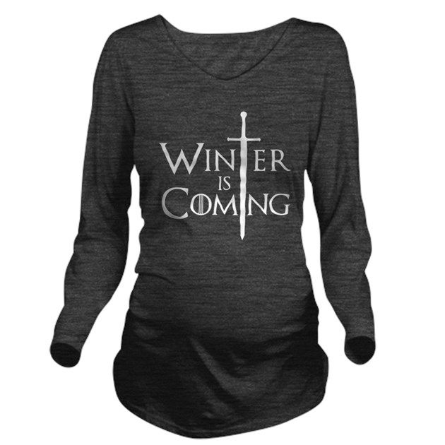 4a3f64364e8fa 'Winter Is Coming' official merchandise for the medieval fantasy novels and  TV Show 'Game of Thrones'.
