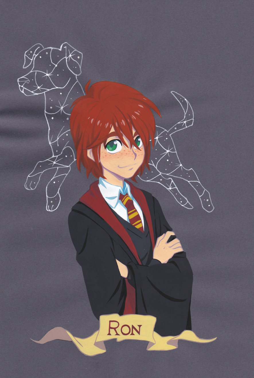 The product ron weasley is sold by galou store in our tictail store tictail lets you create a - Harry potter dessin ...