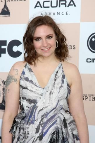 "Lena Dunham: ""I am going to show my thighs every day till I die."""