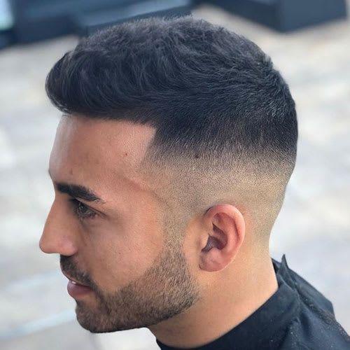Best High Fade Haircut Styles | High fade haircut, Mens ...