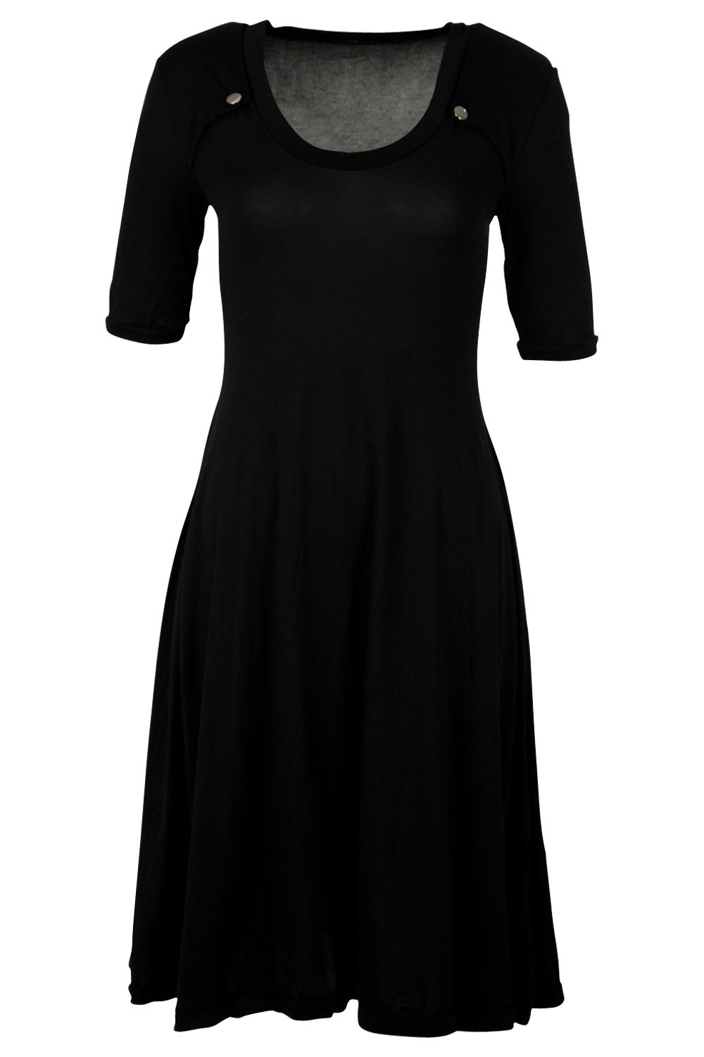 Mesop clothing online blake short sleeve dress womens knee length
