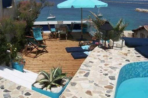 Abritel Location Villa Marseille avec piscine, accès direct à la mer - maison de vacances a louer avec piscine