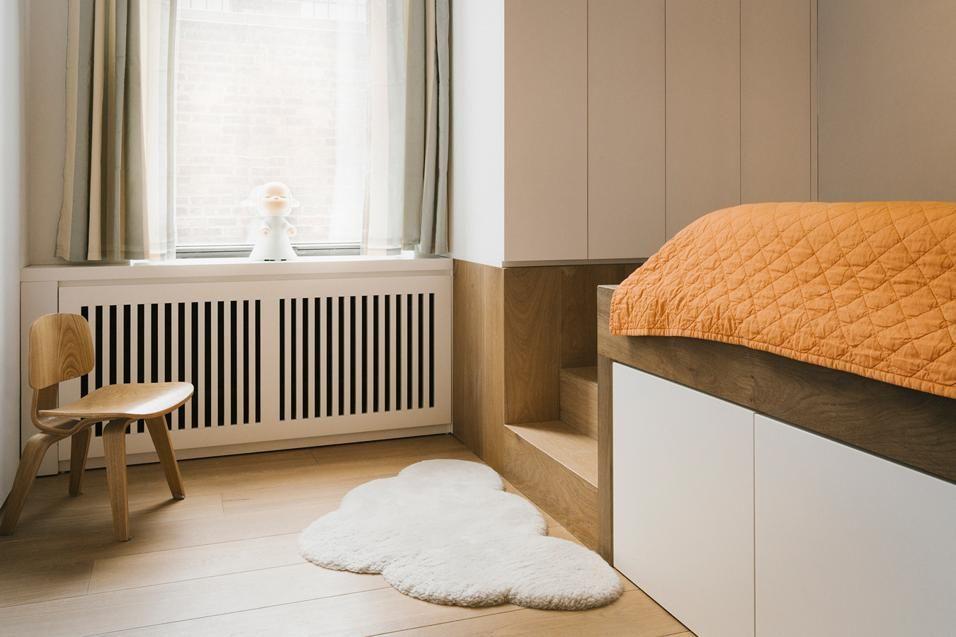 Loft di 200 mq a New York Appartamenti loft, Arredamento