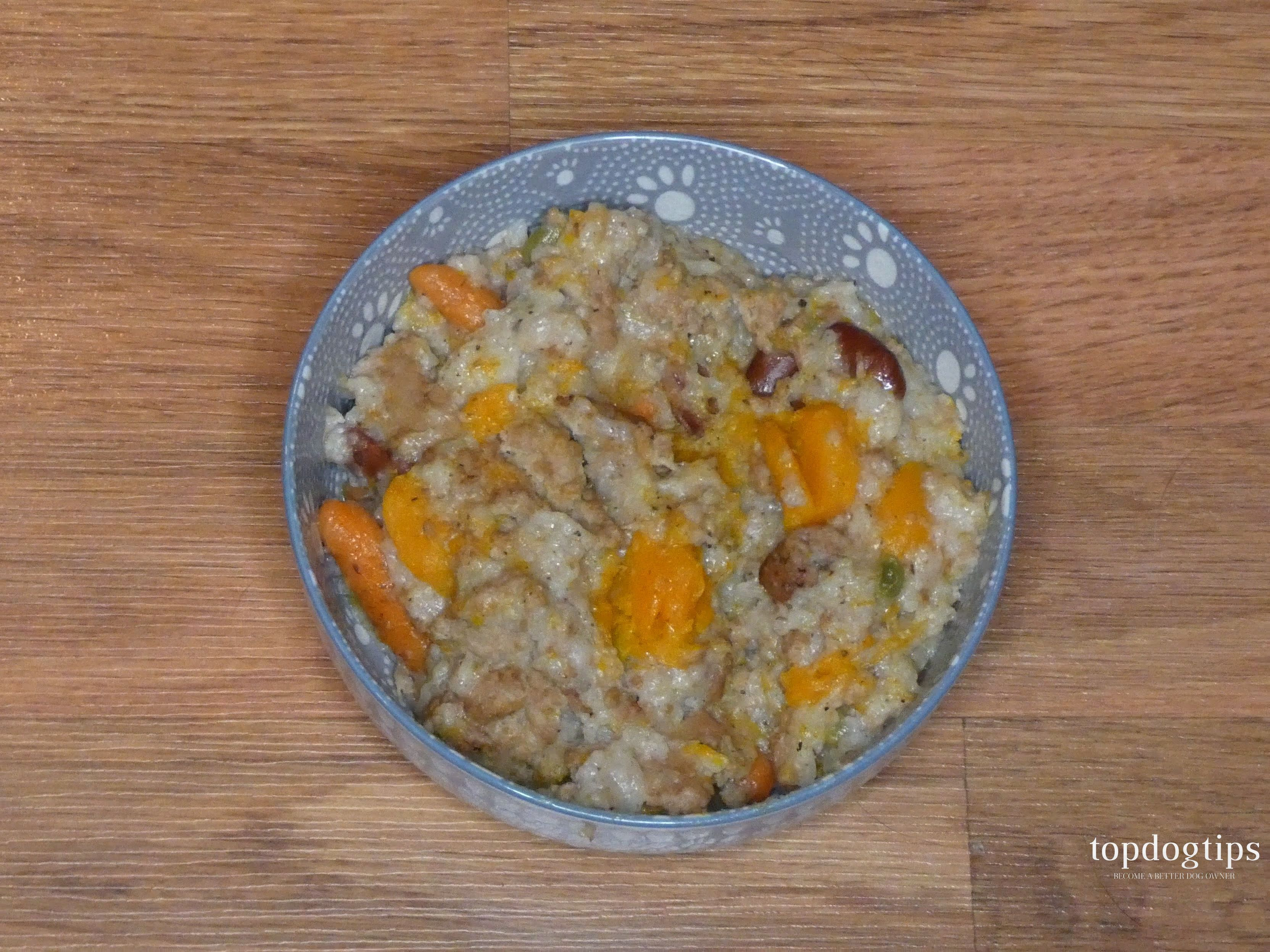Homemade Dog Food This Homemade Dog Food For Allergic Dogs Is Made