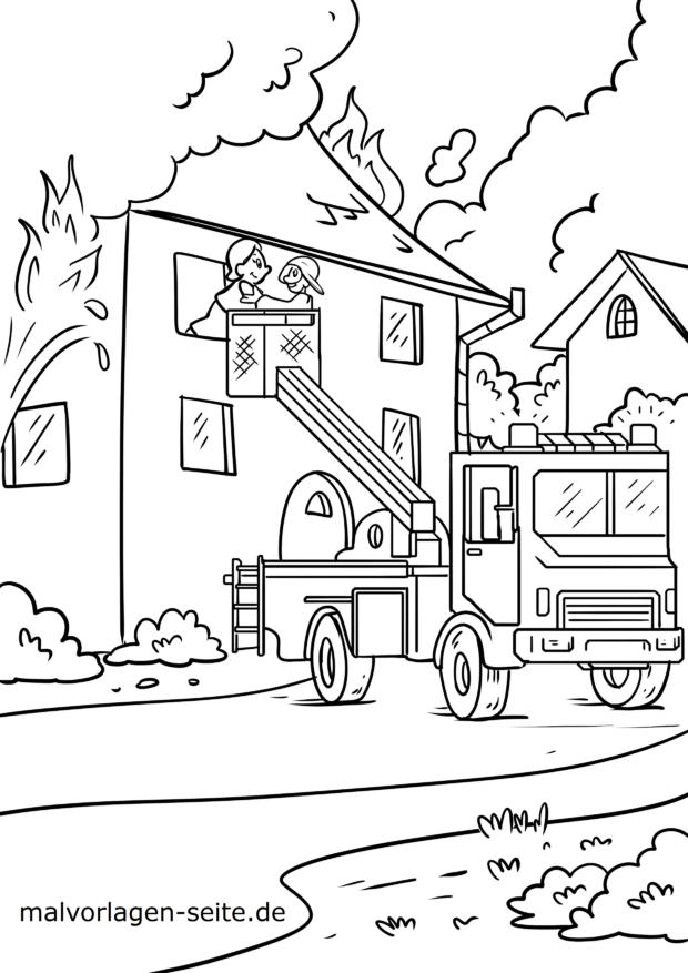 Malvorlage Feuerwehr Malvorlage Feuerwehr Malvorlagen Ausmalbilder Feuerwehr