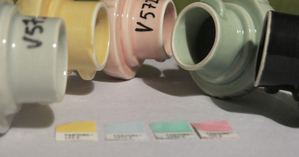 Ensaios de cor | Color tests