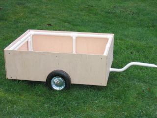 Pvc Yard Cart Plans