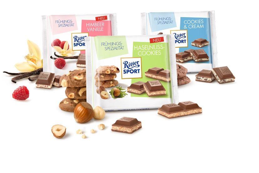 RITTER SPORT | offizielle Website | Herzlich Willkommen - excellent German chocolate