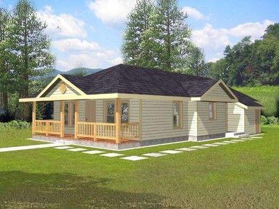 House Plan 001 2015