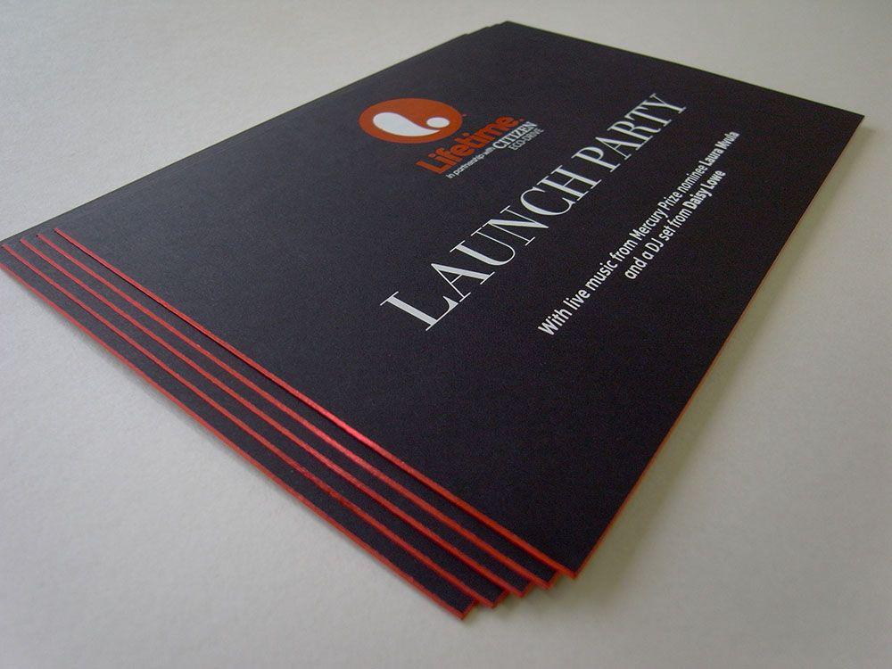 Embossing Debossing Foil Printers Vip Print London Embossed Business Cards Card Printer Business Card Printer