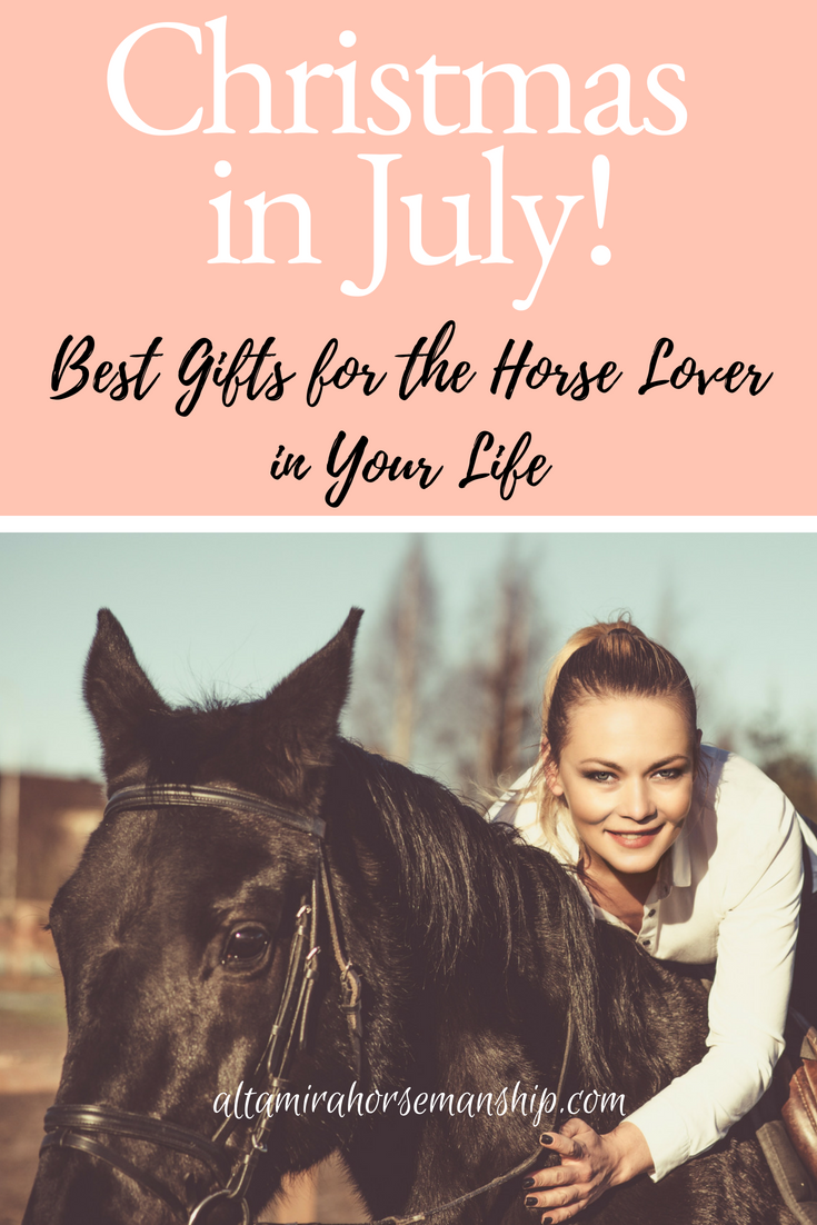 Best Christmas Gifts for the Horse Lover in Your Life | Equestrian ...