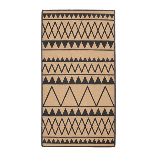 Vinter 2017 Rug Flatwoven Ikea Ideal For High Traffic Areas Like Hallways Since The Is Easy To Vacuum And Maintain House Remodel 2018 Pinterest