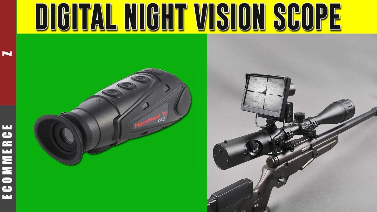 Monocular Ziyouhu Guide 510p Thermal Imaging Digital Night Vision Scope Hunting Patron Review Thermal Imaging Digital Night Vision