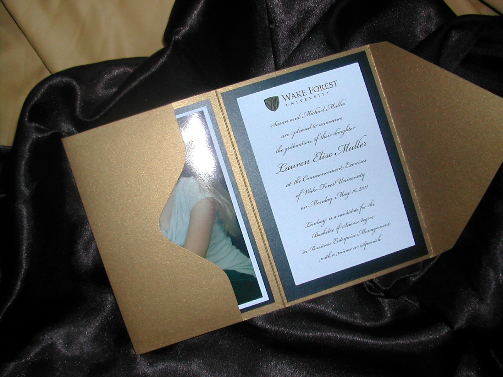 Graduation announcement ideas graduation invitations