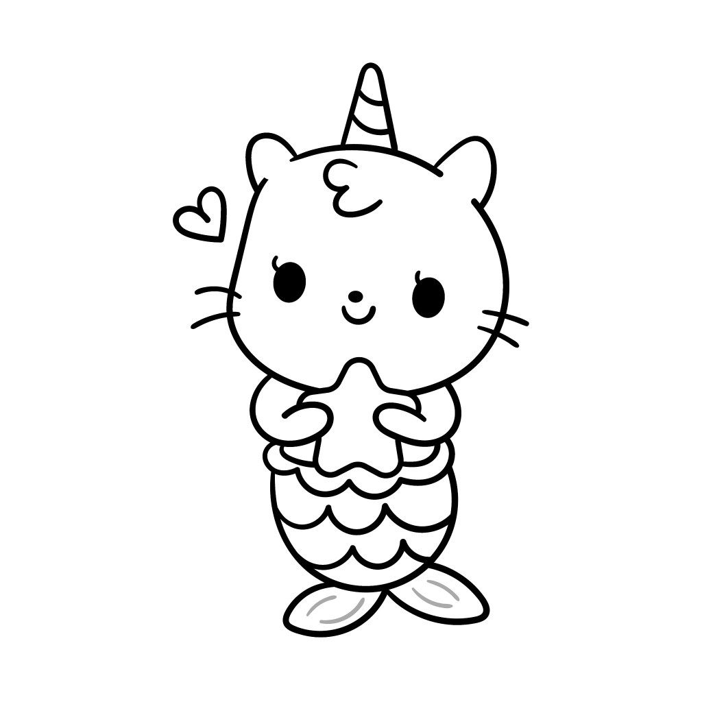 The Cutest Free Unicorn Coloring Pages Online Momlifehappylife Unicorn Coloring Pages Mermaid Coloring Pages Kitty Coloring