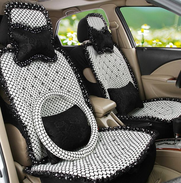 Cheap Lace Car Seat Cover Buy Quality Female Covers Directly From China Suppliers 5 Pieces Set 2016 New Arrival