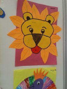 Lion Craft Idea For Preschoolers Lion Craft Idea For Kids Lion