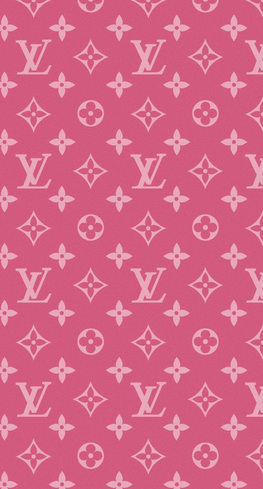 Louisvuittonpink2 Pink Wallpaper Iphone Louis Vuitton Iphone Wallpaper Iphone Wallpaper Vsco