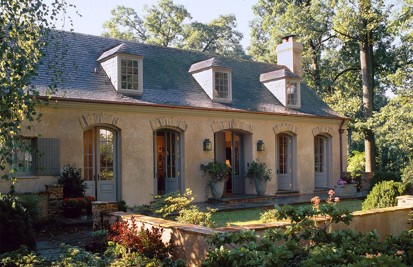 French Country Home: Classic Home MD | Donald Lococo Architects