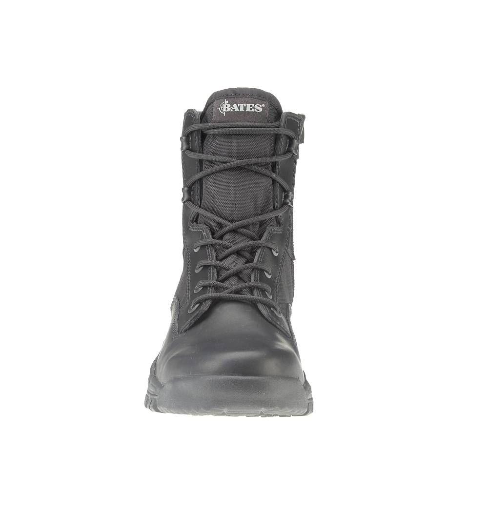 Zero Mass 6 Quot Side Zip Boot Men S Police Boots E05162