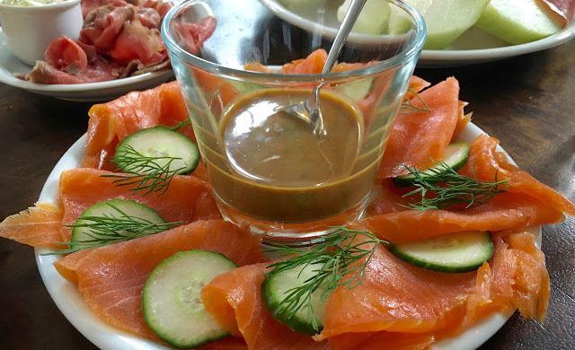 Lust auf Lecker ❤️: Honig-Senf-Sauce