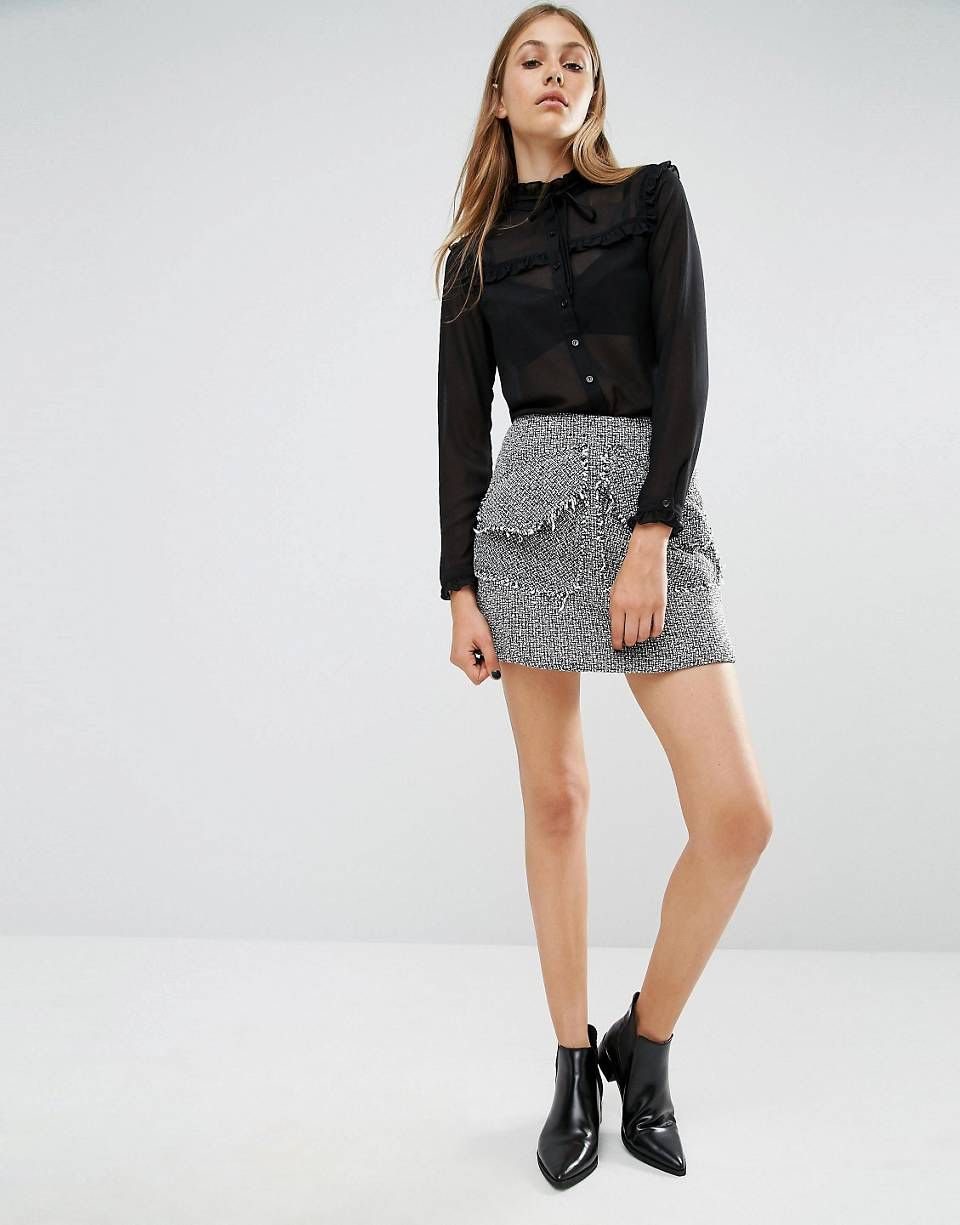Love this from asos style pinterest autumn and winter