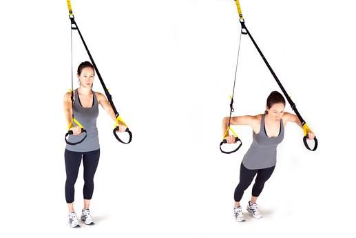 Image result for trx chest press