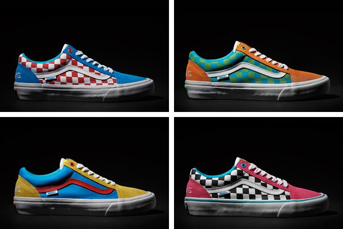 dceac53943 golf wang x vans old skool pack 2