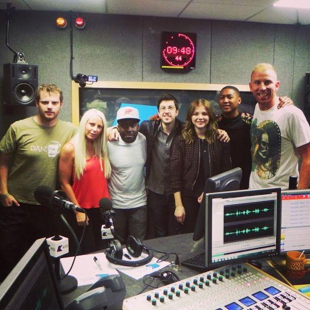 CHLOE MORETZ  BBC RADIO WITH MINTZ  PLASSE | The Billy Files: Photo : クロエ・モレッツちゃんと ...