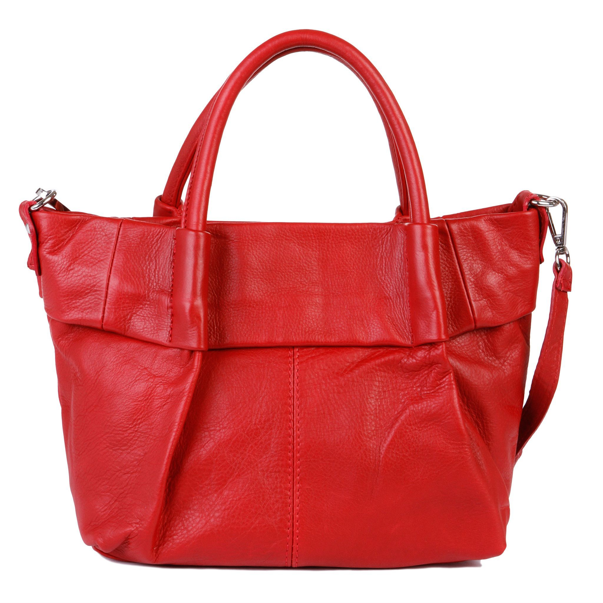 LaGaksta Susie Genuine Soft Leather Medium Tote Shoulder Bag …