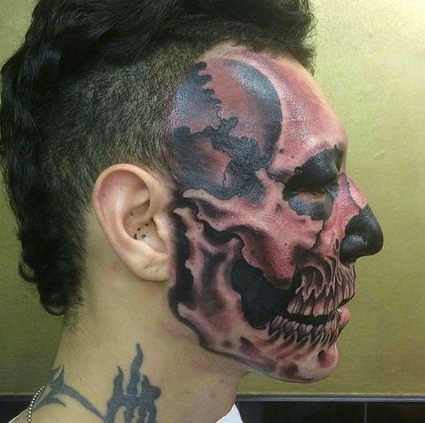 These Makeup Cover Ups Will Get You Through A Job Interview Spot Free In 2020 Tattoo Concealer Cover Up Tattoos Up Tattoos